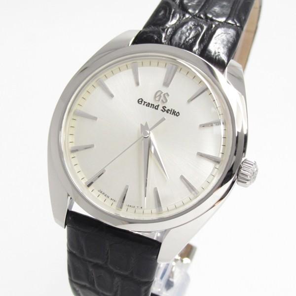 メンズ 腕時計 7年保証 送料無料 グランドセイコー 9Fクオーツ SBGX331 正規品 Grand Seiko Elegance Collection|mmco|02