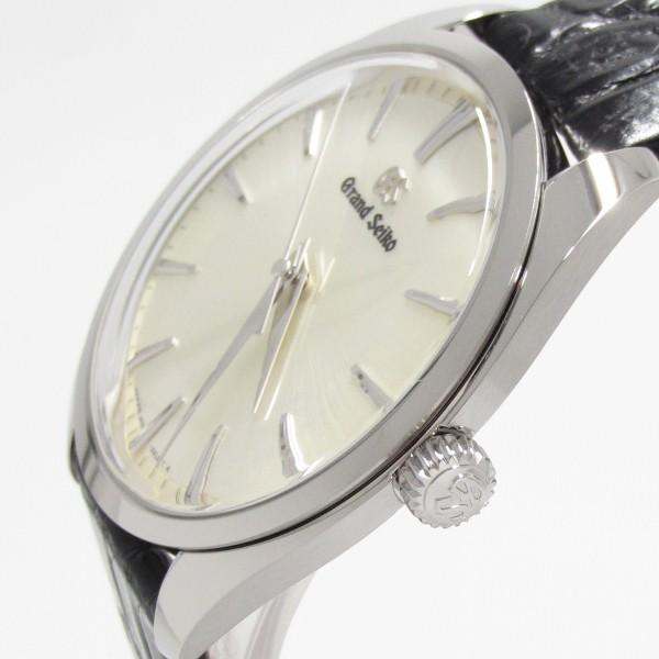 メンズ 腕時計 7年保証 送料無料 グランドセイコー 9Fクオーツ SBGX331 正規品 Grand Seiko Elegance Collection|mmco|03