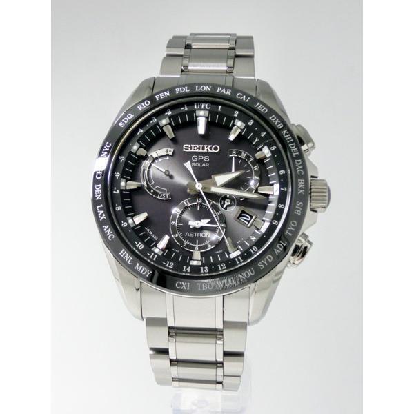 【7年保証】セイコー アストロン GPS電波ソーラー メンズ 男性用 腕時計 品番:SBXB045 国内正規品 拭き布(クロス)付|mmco|02