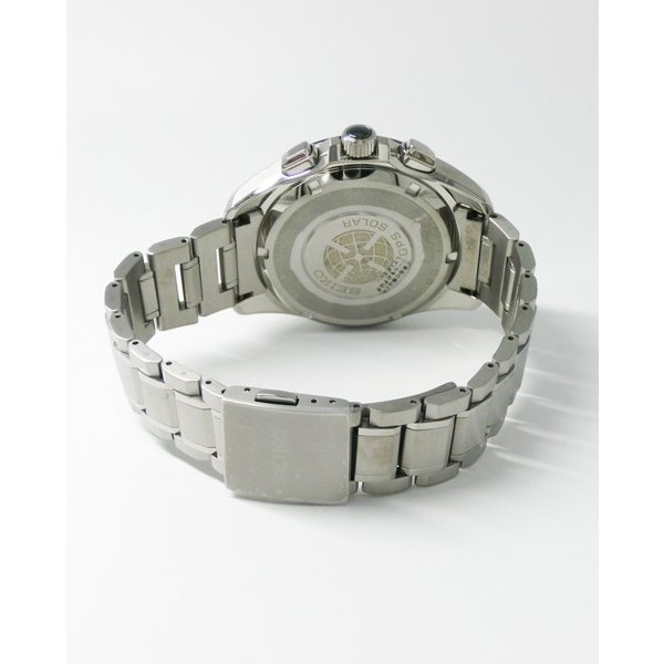 【7年保証】セイコー アストロン GPS電波ソーラー メンズ 男性用 腕時計 品番:SBXB045 国内正規品 拭き布(クロス)付|mmco|05