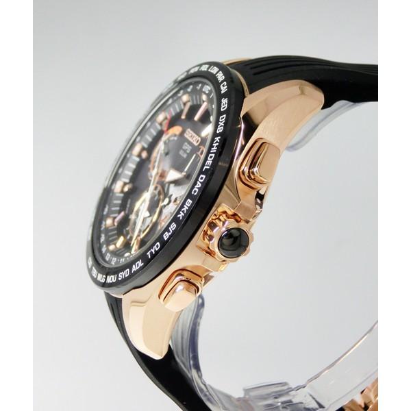 【7年保証】セイコー アストロン GPS電波ソーラー メンズ 男性用 腕時計 品番:SBXB055 国内正規品 拭き布(クロス)付|mmco|03