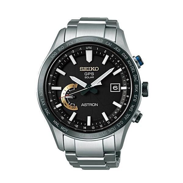 【7年保証】セイコー アストロン GPS電波 ソーラー メンズ 男性用 腕時計 品番:SBXB119 大谷選手レプリカサインボール付(プリント) 拭き布(クロス)付|mmco