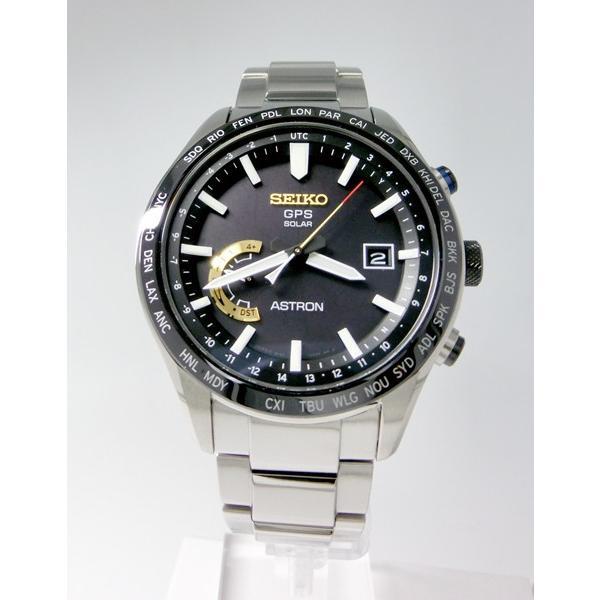 【7年保証】セイコー アストロン GPS電波 ソーラー メンズ 男性用 腕時計 品番:SBXB119 大谷選手レプリカサインボール付(プリント) 拭き布(クロス)付|mmco|02