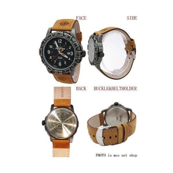【7年保証】TIMEX(タイメックス) メンズ 男性用腕時計EXPEDITION RUGGED FIELD 【T49991】(国内正規品)|mmco|02