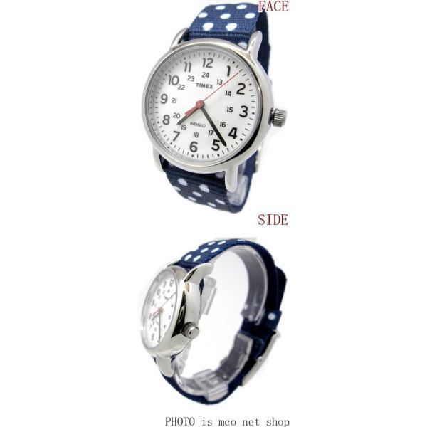 【7年保証】タイメックス ウィークエンダー レディース 女性用  腕時計 【TW2P65300】 (国内正規品) TIMEX Weekender 31mm|mmco|02