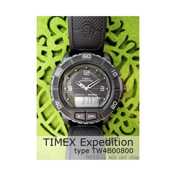 【7年保証】タイメックス エクスペディション メンズ 男性用 腕時計 【TW4B00800】 (国内正規品) TIMEX Expedition|mmco