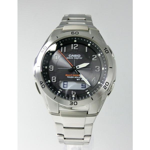 【7年保証】カシオ(CASIO) メンズ 男性用ソーラー電波腕時計 WAVE CEPTOR【WVA-M640D-1A2JF】 (国内正規品)|mmco|02