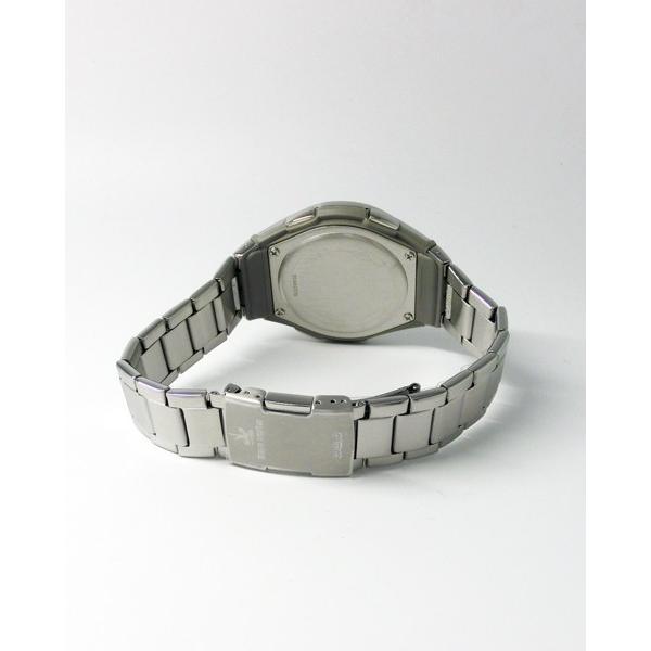 【7年保証】カシオ(CASIO) メンズ 男性用ソーラー電波腕時計 WAVE CEPTOR【WVA-M640D-1A2JF】 (国内正規品)|mmco|05