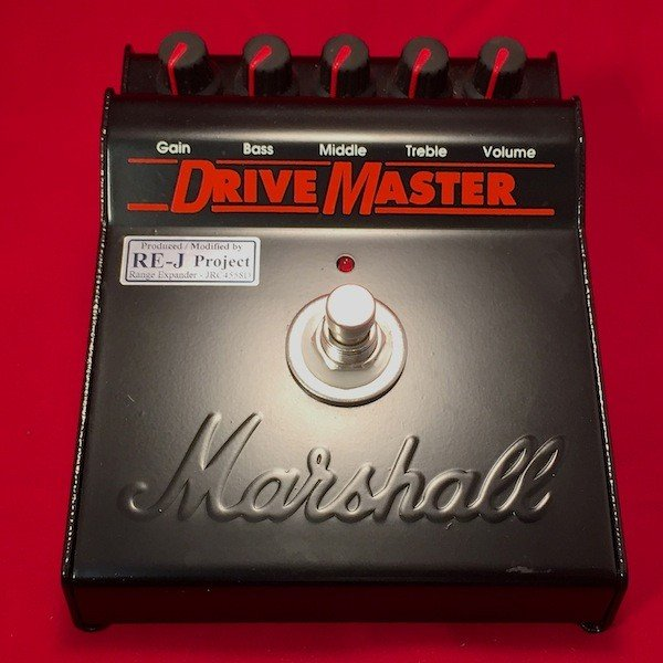 Marshall/DRIVE MASTER RE-J Project Mod【中古】|mmo