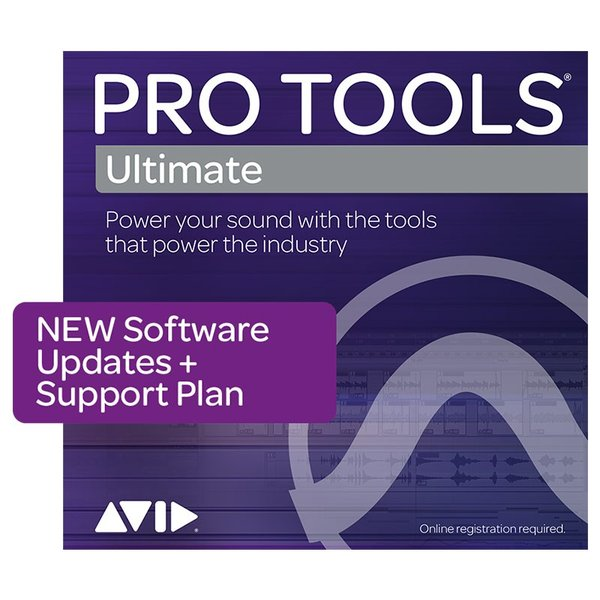 Avid/Annual Upgrade and Support Plan Reinstatement for Pro Tools HD【期間限定MAPキャンペーン】【オンライン納品】【在庫あり】|mmo