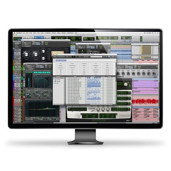 Avid/Annual Upgrade and Support Plan Reinstatement for Pro Tools HD【期間限定MAPキャンペーン】【オンライン納品】【在庫あり】|mmo|02