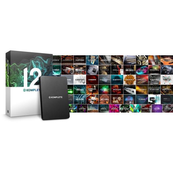 Native Instruments/KOMPLETE 12 UPD【在庫あり】|mmo|02