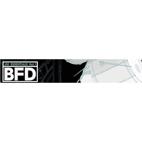 FXPansion/BFD3 Groove Pack:JM Essentials Vol.1【〜4/16 期間限定特価キャンペーン】【オンライン納品】【BFD拡張】【在庫あり】|mmo