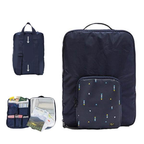 トラベルバッグ トラベルポーチ 旅行 リュック バッグ 折り畳み 大容量 防水 2way キャリー 多機能 収納ケース 整理用 出張 S&E|mnet|07