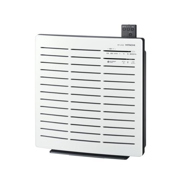 EPLZ30W 日立 空気清浄機 クリエア PM2.5対応 EP-LZ30W|mnet