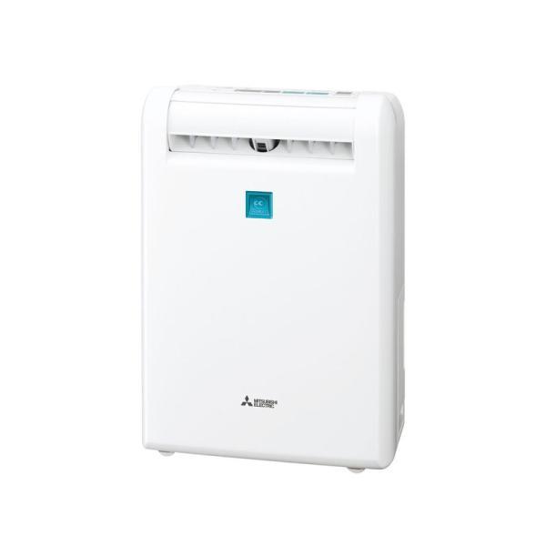 MJ100KXW 三菱電機 3Dムーブアイ搭載 衣類乾燥除湿機 ホワイト MJ-100KX-W|mnet