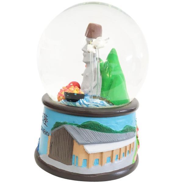 南三陸スノードーム ガラス おしゃれ かわいい おもしろ雑貨 ご当地 ロマンチック|moai-store|02