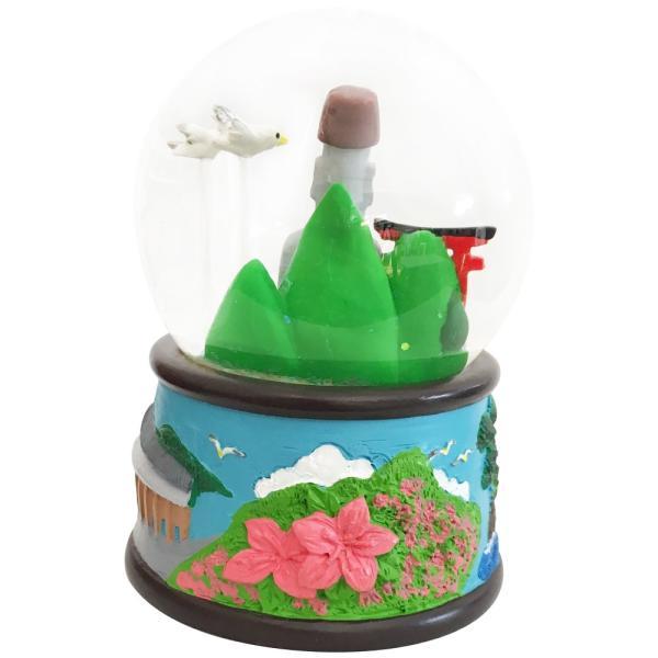 南三陸スノードーム ガラス おしゃれ かわいい おもしろ雑貨 ご当地 ロマンチック|moai-store|03
