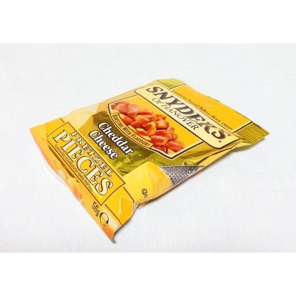 SNYDER'S/プレッツェル・ピースズ/チェダーチーズ(56g)|moanapua|02