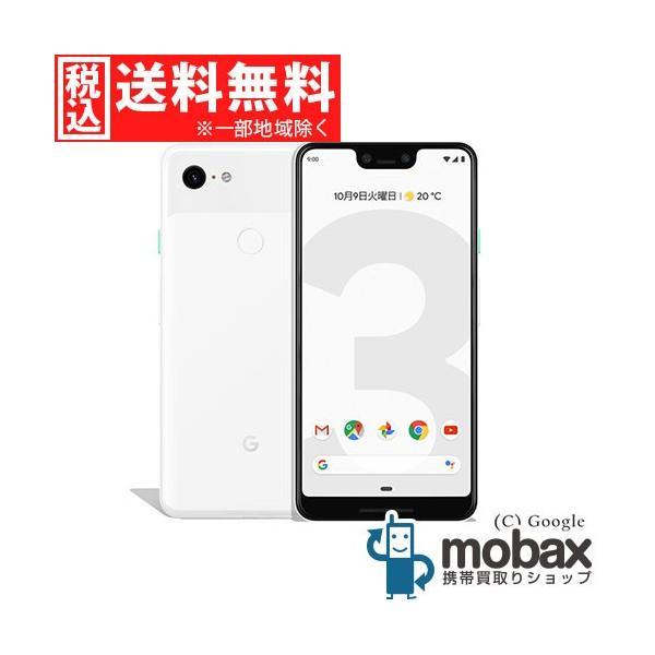 Pixel 3 XL 128GB クリアリーホワイト docomoの画像