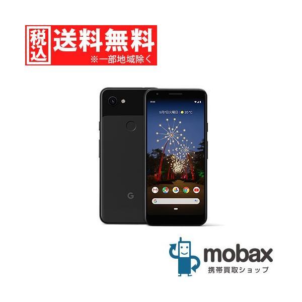 Pixel 3 XL 64GB ジャストブラック docomoの画像