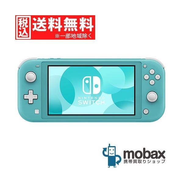 キャンペーン 新品未使用 NintendoSwitchLiteターコイズHDH-S-BAZAAニンテンドースイッチライト