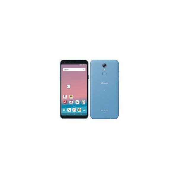 Docomo Lg Style L-03k [Blue] ブルー 白ロム