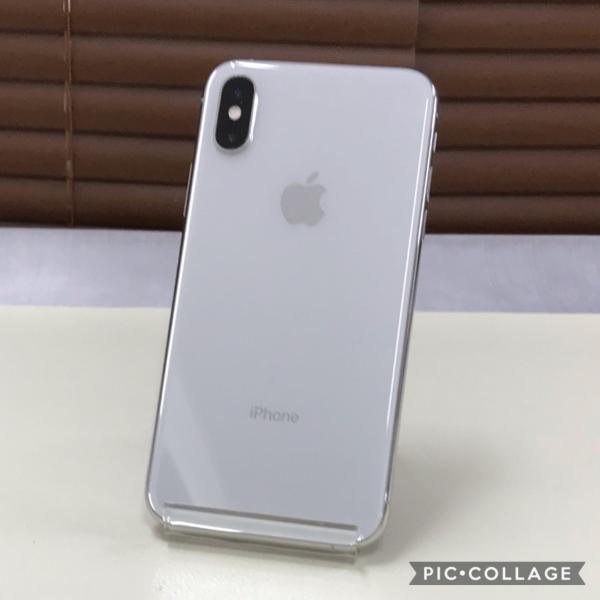 iPhone Xs 64GB 本体 SIMフリー 美品 海外版SIMフリー Silver シルバー MT9F2KH/A  白ロム 中古 mobaxfukuoka 02