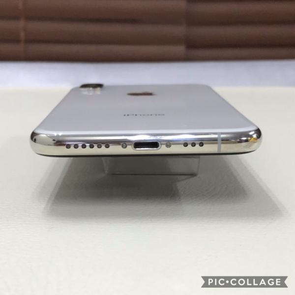 iPhone Xs 64GB 本体 SIMフリー 美品 海外版SIMフリー Silver シルバー MT9F2KH/A  白ロム 中古 mobaxfukuoka 05