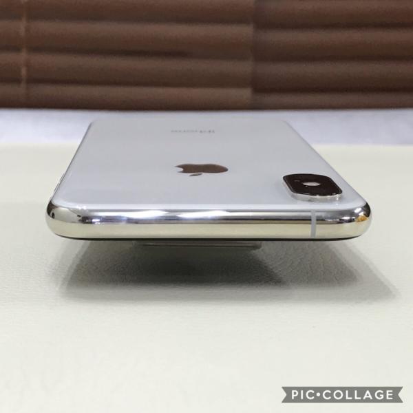 iPhone Xs 64GB 本体 SIMフリー 美品 海外版SIMフリー Silver シルバー MT9F2KH/A  白ロム 中古 mobaxfukuoka 06