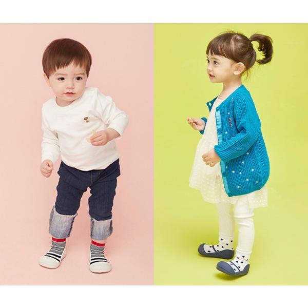 ラッピング無料 無毒性テストクリア済み ベビーシューズ 女の子 男の子 靴 シューズ ファーストシューズ Baby feet(ベビーフィート) 11.5cm 11色対応|mobel|05