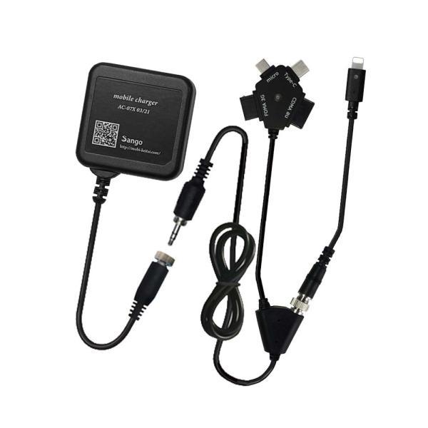 HT-CO1:収納ケース&マルチ充電器OIIセット(表面ロゴ有り)|mobi|04