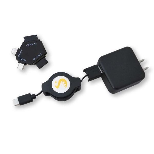 SG-388:iPhoneX対応のマルチ充電器|mobi
