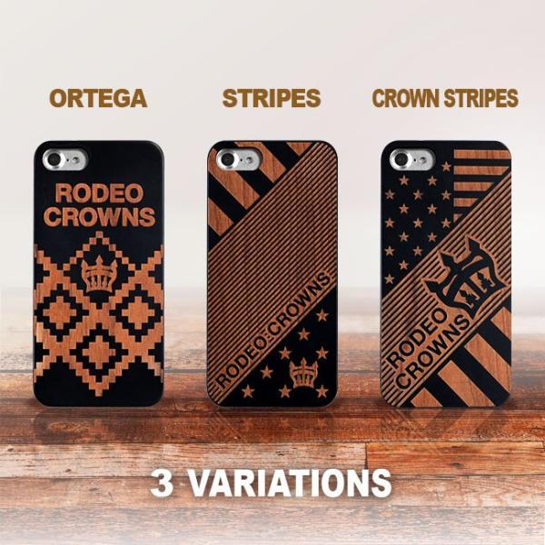 iPhone7 RODEO CROWNS/ロデオクラウンズ「NATURAL WOOD」 ケース ブランド 木|mobile-f|02