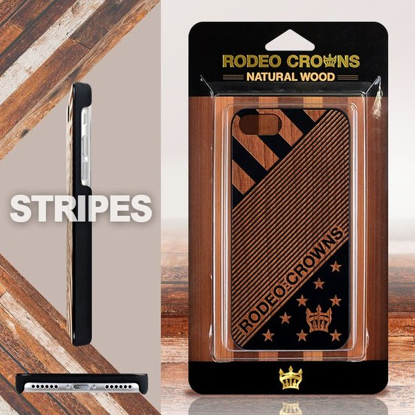 iPhone7 RODEO CROWNS/ロデオクラウンズ「NATURAL WOOD」 ケース ブランド 木|mobile-f|04