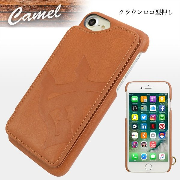 iPhone8 iPhone7 iPhone6s iPhone6 兼用 背面ケース RODEO CROWNS 「ビッグクラウン」 アイフォン|mobile-f|04