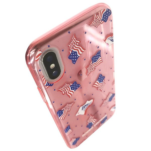 iPhoneX 専用 RODEOCROWNS/ロデオクラウンズ 「ラメシリコンケース」 グリッター ソフトケース|mobile-f|08