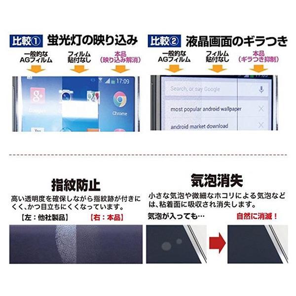 デジタルカメラ Panasonic LUMIX TX1 液晶フィルム NGB-LTX1【5514】 ノングレアフィルム3  画面保護 ASDEC アスデック
