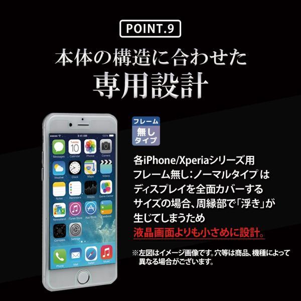 強化ガラスフィルム iPhone SE 第2世代 SE2 2020 iPhone11 Pro Max XR XS Max 8 7 Plus X 6s SE Xperia XZ1 Compact mobilebatteryampere 15