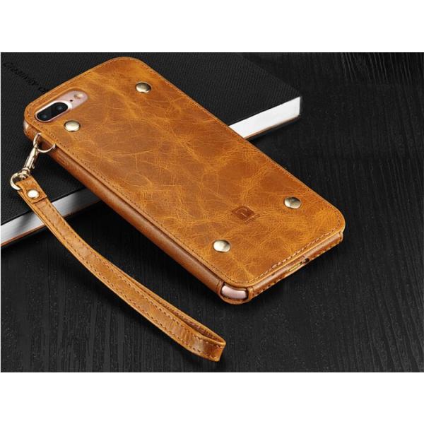iPhone8 ケース 8Plus 7 7Plus 6s 6 スマートフォン スマホカバー シンプル レザー ゴージャス ストラップ付 本革 左利き お洒落 極 薄 かっこいい|mobilebatteryampere|12