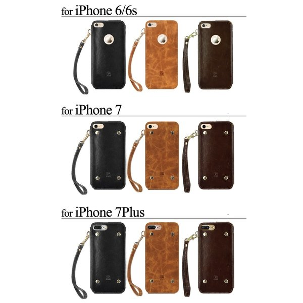 iPhone8 ケース 8Plus 7 7Plus 6s 6 スマートフォン スマホカバー シンプル レザー ゴージャス ストラップ付 本革 左利き お洒落 極 薄 かっこいい|mobilebatteryampere|17