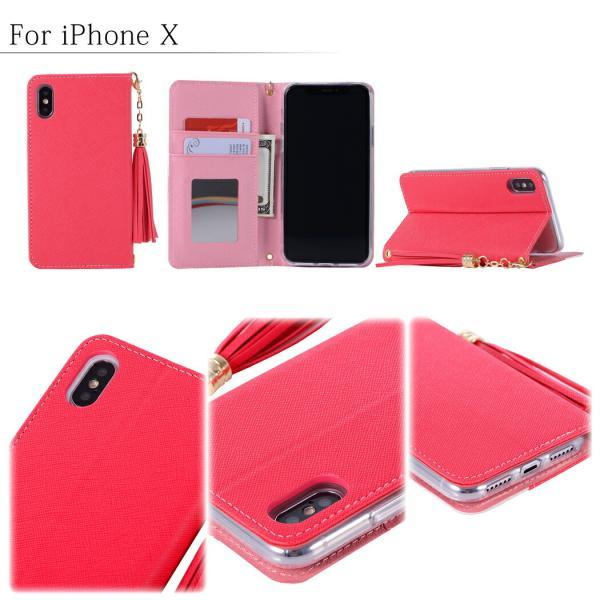 iPhone XR ケース 手帳型 iPhone8 ケース ミラー付き スマホケース iPhone XS Max 7 Plus X 6s TPU 携帯ケース 合皮 アイフォンXR ケース mobilebatteryampere 14