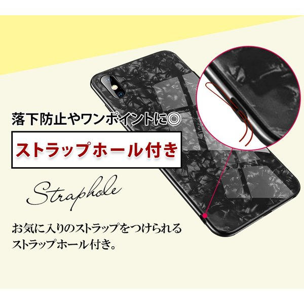 iPhone XR ケース 携帯 スマホ ケース カバー Qi対応 背面強化ガラス iPhone XS Max iPhone8 Plus X ケース iPhone7 6s mobilebatteryampere 14