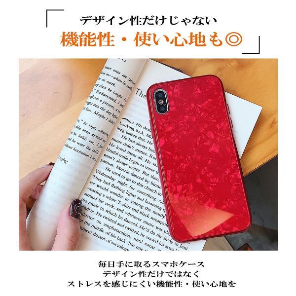 iPhone XR ケース 携帯 スマホ ケース カバー Qi対応 背面強化ガラス iPhone XS Max iPhone8 Plus X ケース iPhone7 6s mobilebatteryampere 06