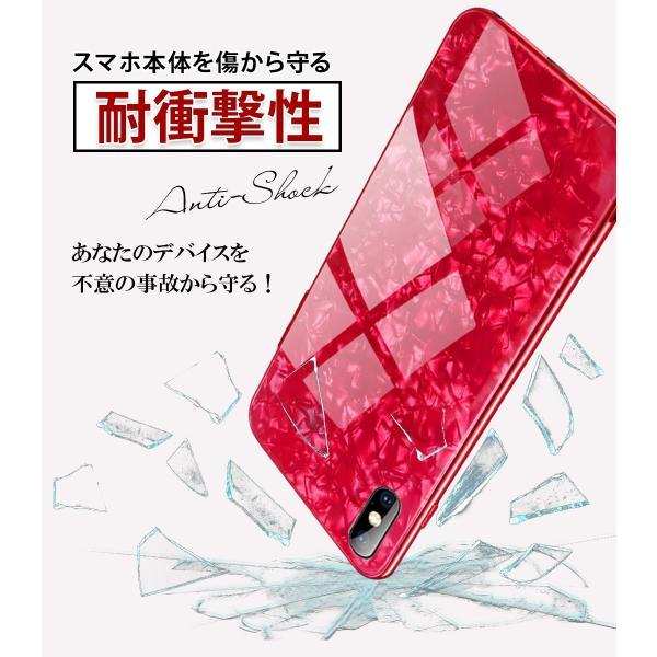 iPhone XR ケース 携帯 スマホ ケース カバー Qi対応 背面強化ガラス iPhone XS Max iPhone8 Plus X ケース iPhone7 6s mobilebatteryampere 08