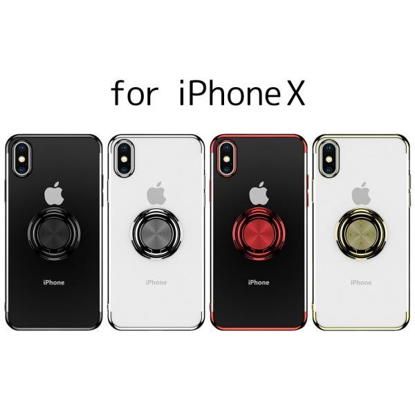 iPhone11 ケース クリア  iPhone11 Pro 2タイプ iPhone7 XR XS Max X iPhone8 スマホケース フィンガーリング 耐衝撃 TPU おしゃれ mobilebatteryampere 18