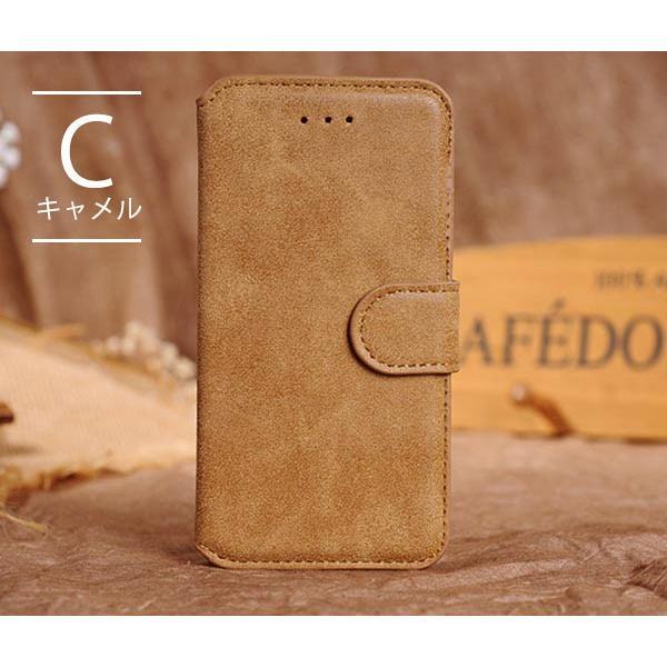 iPhone6plusケース  スマホ 手帳型 ケース スタンド機能 レザー 耐衝撃 薄型|mobilebatteryampere|04