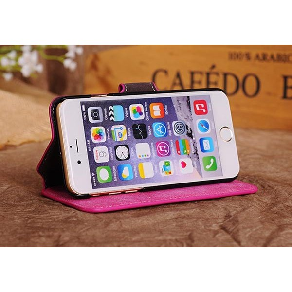 iPhone6plusケース  スマホ 手帳型 ケース スタンド機能 レザー 耐衝撃 薄型|mobilebatteryampere|08