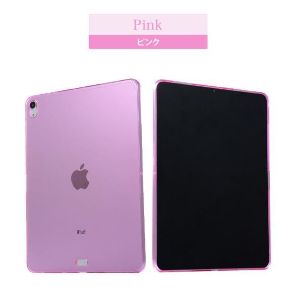 iPad Air 2019 ケース iPad Pro 11 10.5 9.7 カバー 2018 2017 mini4 Air 2 mini2 第6世代 軽量 スリム タブレットカバー クリア|mobilebatteryampere|13