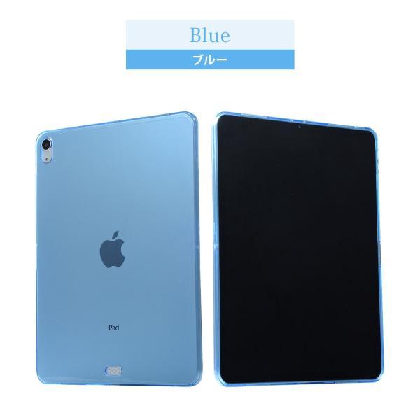 iPad Air 2019 ケース iPad Pro 11 10.5 9.7 カバー 2018 2017 mini4 Air 2 mini2 第6世代 軽量 スリム タブレットカバー クリア|mobilebatteryampere|08